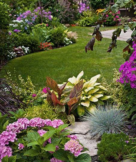 Benoit Exterior Design Garden Design