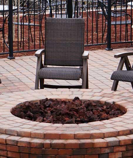 Benoit Exterior Design Outdoor Fire Pits