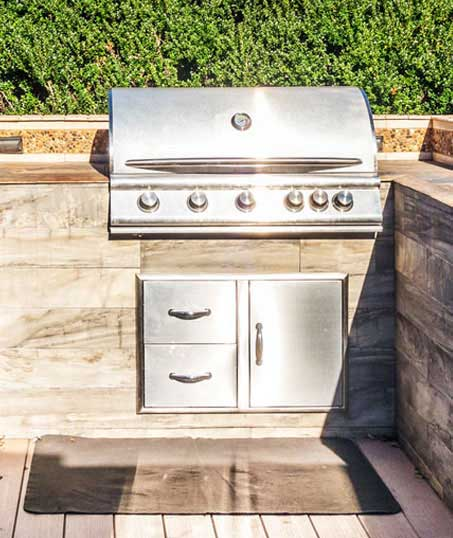 Benoit Exterior Design Outdoor Kitchen Services