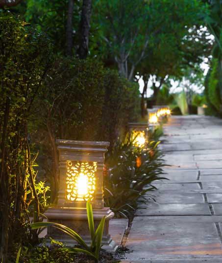 Benoit Exterior Design Residential Landscape Lighting